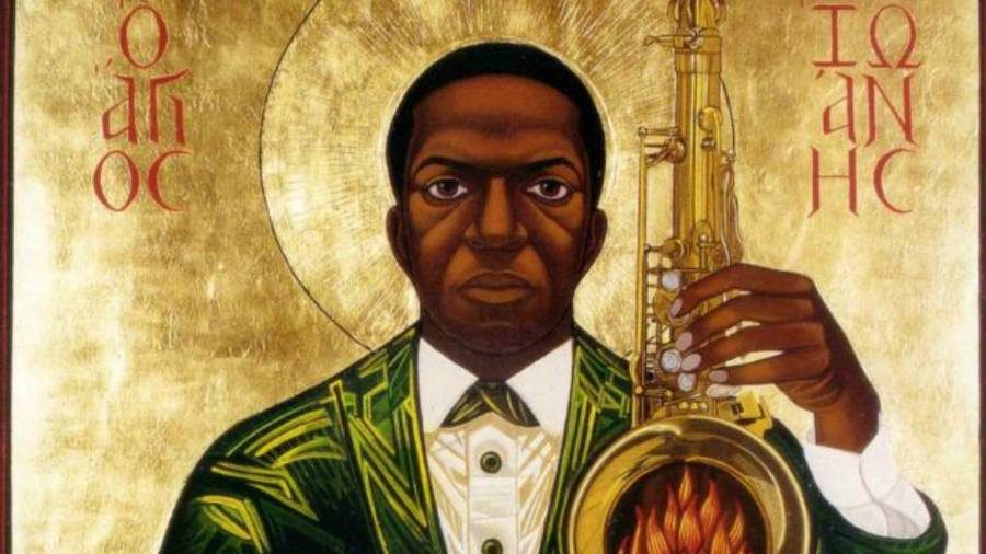 The Church of John Coltrane